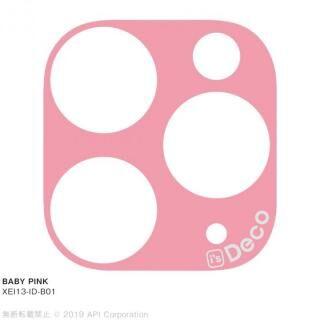 iPhone 11 Pro Max ケース EYLE i's Deco カメラレンズ デコフィルム BABY PINK iPhone 11 Pro Max
