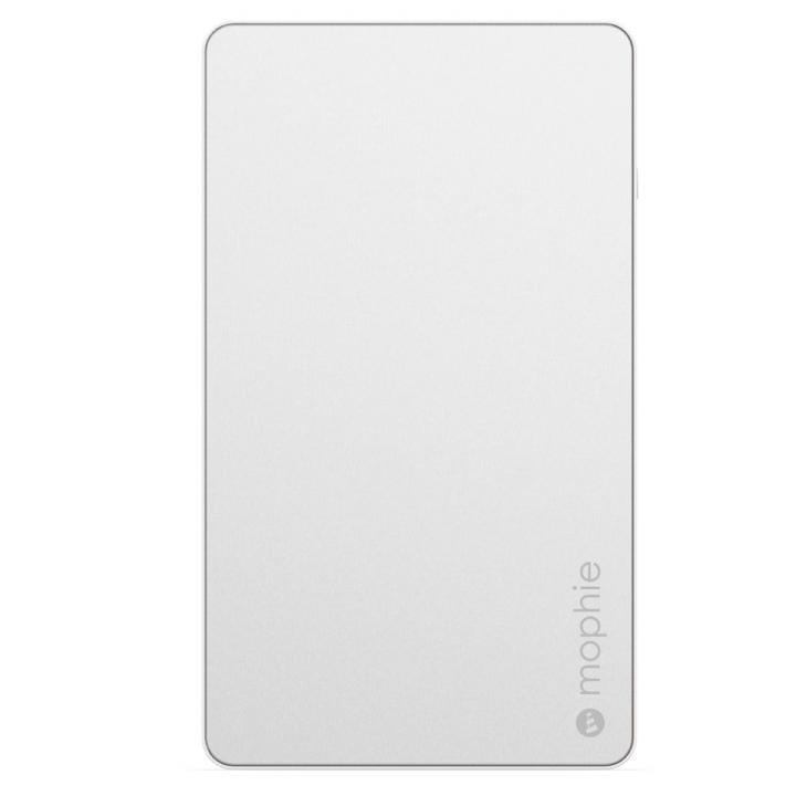 [3000mAh]mophie Powerstation Mini モバイルバッテリー ホワイト_0