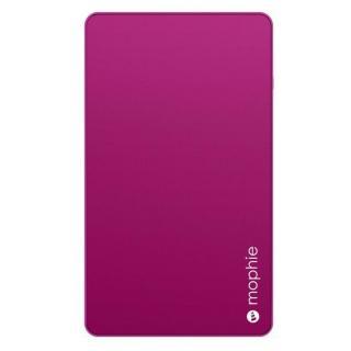 [3000mAh]mophie Powerstation Mini モバイルバッテリー ピンク