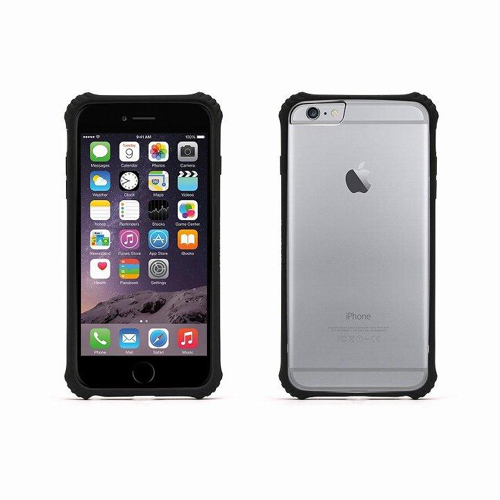 【iPhone6 Plusケース】Survivor 耐落下衝撃ケース ブラック/クリア iPhone 6 Plus_0