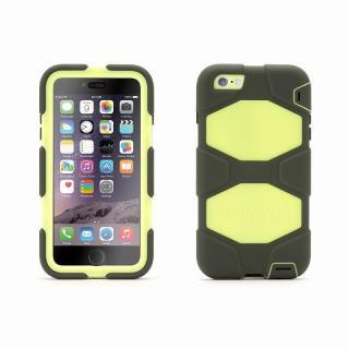 iPhone6 Plus ケース Survivor 防塵・防滴・耐落下ケース オリーブ/ブラック iPhone 6 Plus