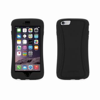 【iPhone6 Plusケース】Survivor スリムハイブリッドケース ブラック iPhone 6 Plus