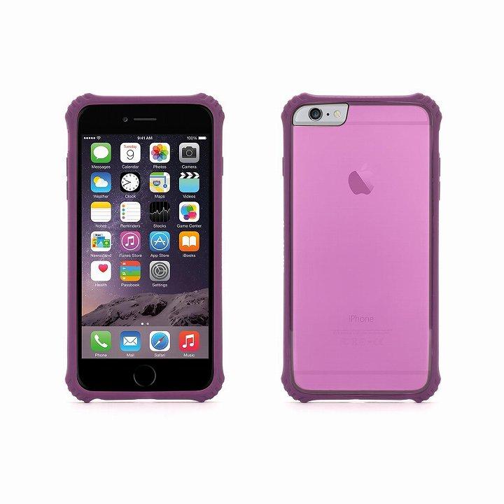 【iPhone6 Plusケース】Survivor 耐落下衝撃ケース パープル iPhone 6 Plus_0