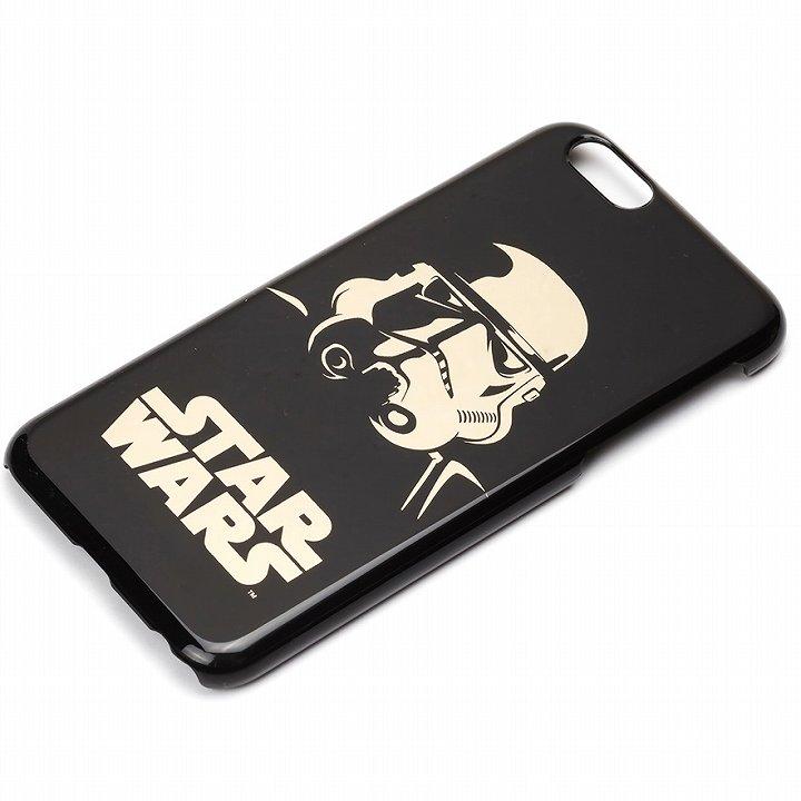 iPhone6 ケース スター・ウォーズ ハードケース 金箔押し ストームトルーパー iPhone 6_0