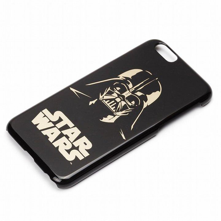 iPhone6 ケース スター・ウォーズ ハードケース 金箔押し ダースベイダー iPhone 6_0