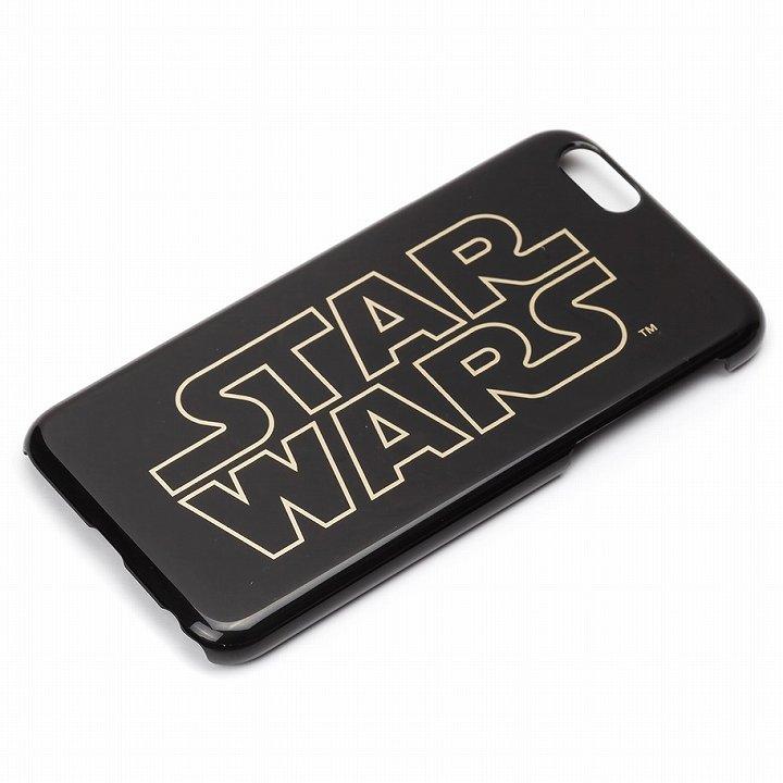 【iPhone6s/6ケース】スター・ウォーズ ハードケース 金箔押し ロゴ iPhone 6s/6_0