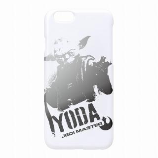 【iPhone6ケース】スター・ウォーズ ハードケース 銀箔押し ヨーダ iPhone 6_1