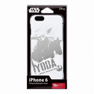 【iPhone6ケース】スター・ウォーズ ハードケース 銀箔押し ヨーダ iPhone 6_2