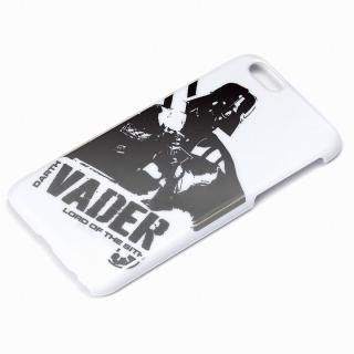 スター・ウォーズ ハードケース 銀箔押し ダースベイダー iPhone 6s/6