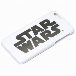 スター・ウォーズ ハードケース 銀箔押し ロゴ iPhone 6