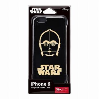 【iPhone6ケース】スター・ウォーズ ハードケース 金箔押し C-3PO iPhone 6_2