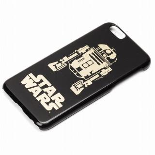 スター・ウォーズ ハードケース 金箔押し R2-D2 iPhone 6s/6