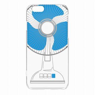 【iPhone6ケース】and Design クリアハードケース 銀箔/せんぷうき iPhone 6_1