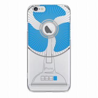 【iPhone6ケース】and Design クリアハードケース 銀箔/せんぷうき iPhone 6_2