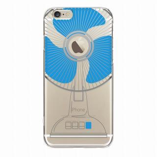 【iPhone6ケース】and Design クリアハードケース 銀箔/せんぷうき iPhone 6_3