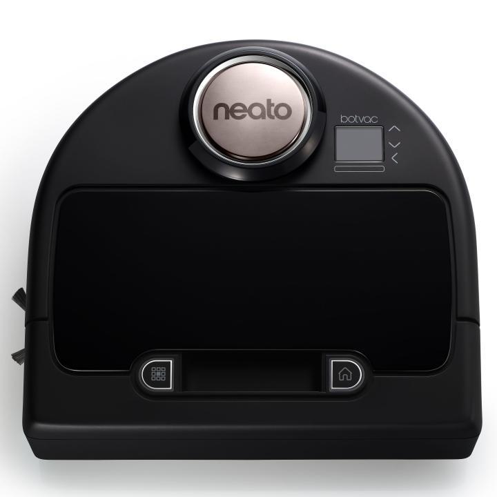 ネイト Wi-Fi対応ロボット掃除機 Botvac Connected ブラック_0