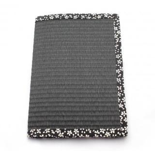 い草使用の畳ケース Tatami 桜黒 iPad mini/2/3ケース