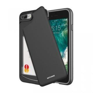 【iPhone8 Plus/7 Plusケース】MATCHNINE CARDLA SWING ブラック iPhone 8 Plus/iPhone 7 Plus