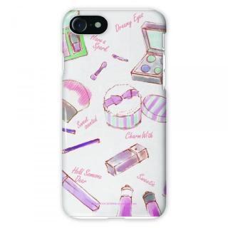 【iPhone8/7/6s/6ケース】CollaBorn Love cosmetics 背面ケース iPhone 8/7/6s/6