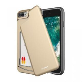 iPhone8 Plus/7 Plus ケース MATCHNINE CARDLA SWING ゴールド iPhone 8 Plus/iPhone 7 Plus