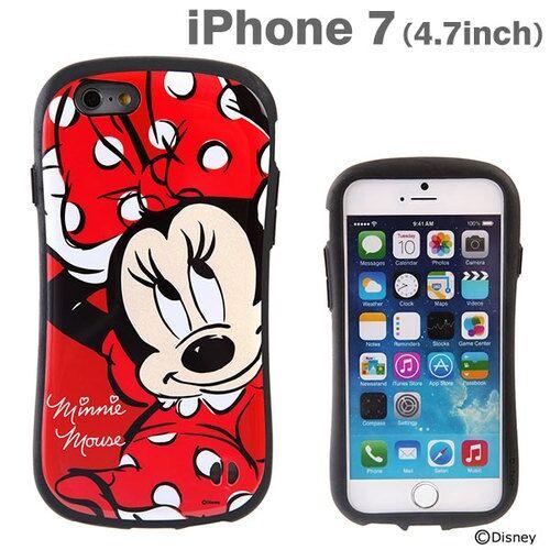 iPhone8/7 ケース ディズニーキャラクター iface First Classケース ミニーマウス/アップ iPhone 8/7_0