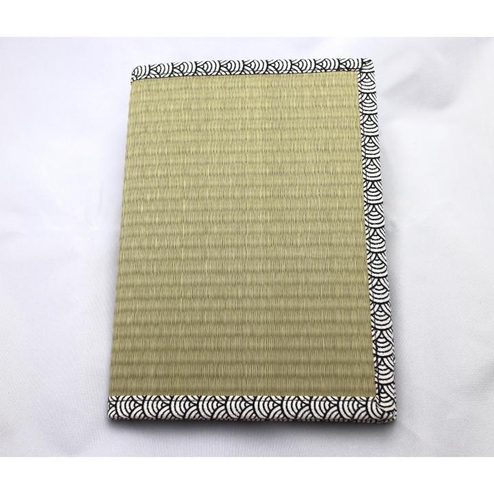 い草使用の畳ケース Tatami 海波 iPad mini/2/3ケース_0