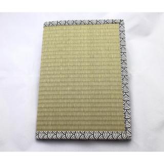 い草使用の畳ケース Tatami 海波 iPad mini/2/3ケース
