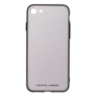 【iPhone7ケース】3Dプリンティッドシェルケース SLASH ブラック iPhone 7