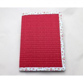 い草使用の畳ケース Tatami 小花 iPad mini/2/3ケース