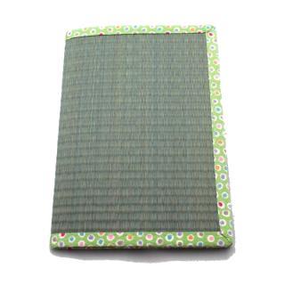 い草使用の畳ケース Tatami 水玉 iPad mini/2/3ケース