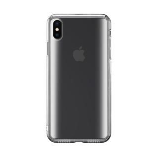 iPhone XS Max ケース LINKASE PRO / 3Dラウンド処理ゴリラガラス x 側面TPU素材ハイブリッドケース for iPhone XS Max
