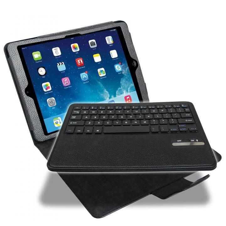 Bluetoothキーボード レザーケース  iPad Air