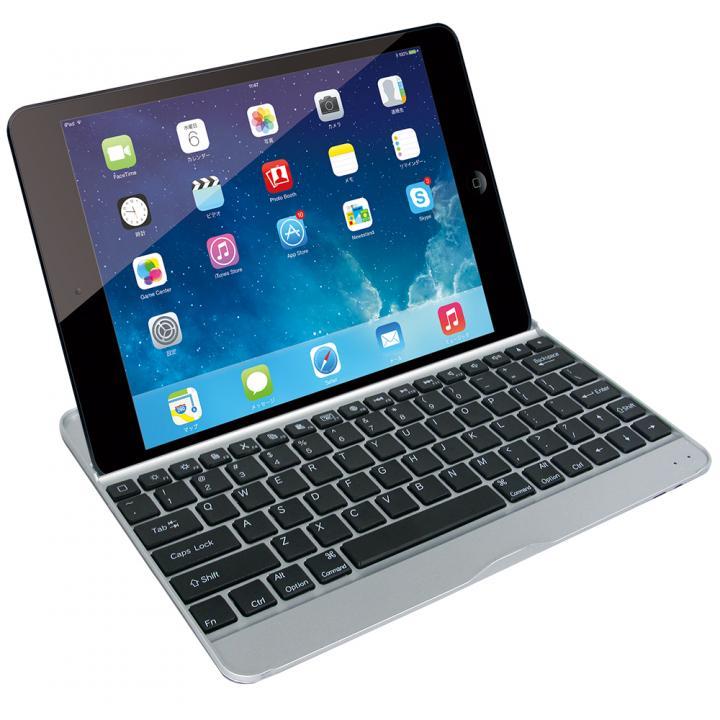 Bluetoothキーボード ウルトラスリムケース ブラック iPad Airケース_0