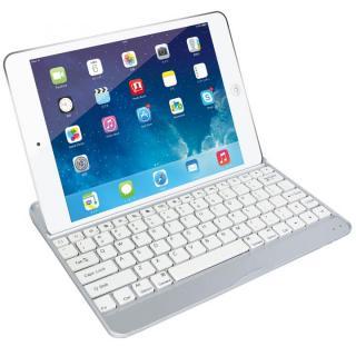 Bluetoothキーボード ウルトラスリムケース ホワイト iPad Airケース