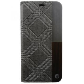 UUNIQUE 50:50 LUXE CROC - FOLIO HARD SHELL TRINITY EMBOSS iPhone X