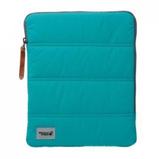 iPad & 10インチタブレット用スリーブケース(エメラルドグリーン)