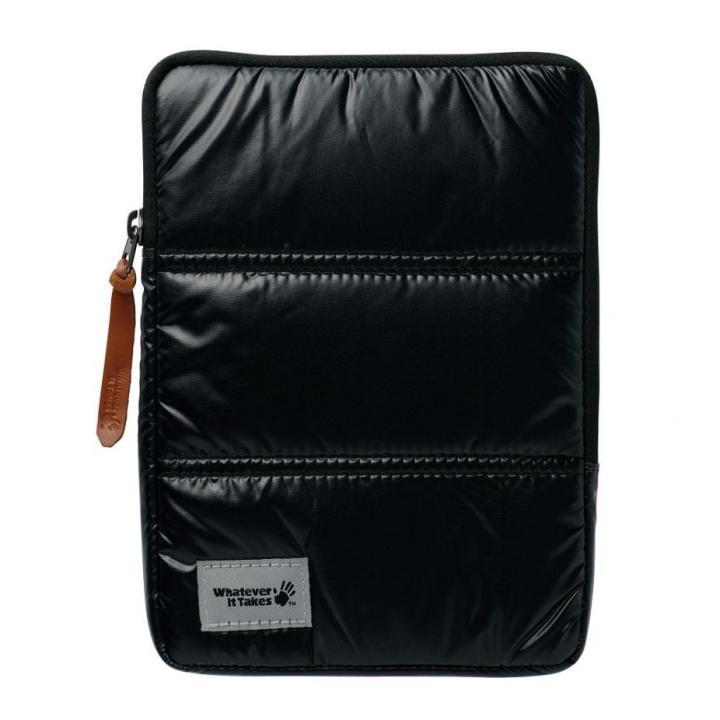 iPad mini/2/3& 7インチタブレット用スリーブケース(ブラック)