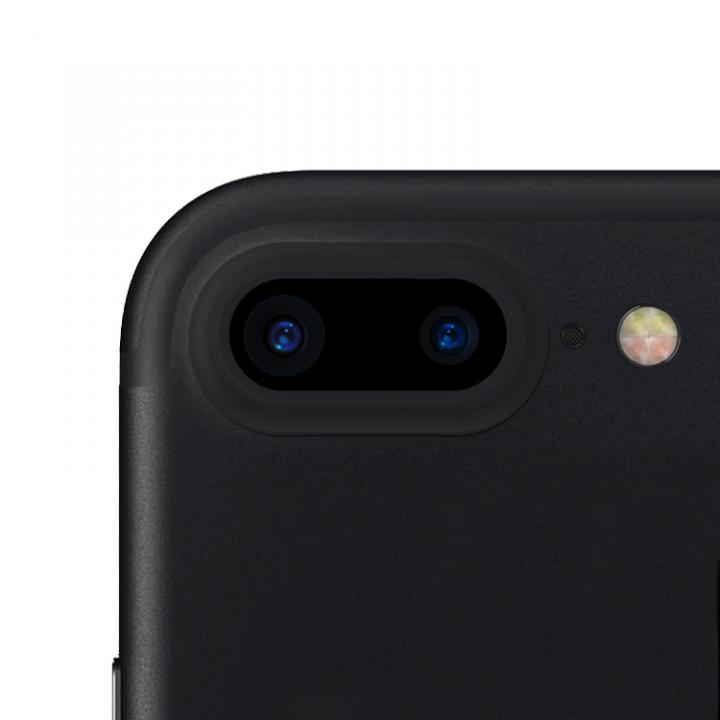 truffol カメラレンズ保護 クリーナー付き Aluminium Lens Guard マットブラック(ツヤ消し) iPhone 7 Plus_0