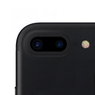 truffol カメラレンズ保護 クリーナー付き Aluminium Lens Guard マットブラック(ツヤ消し) iPhone 7 Plus