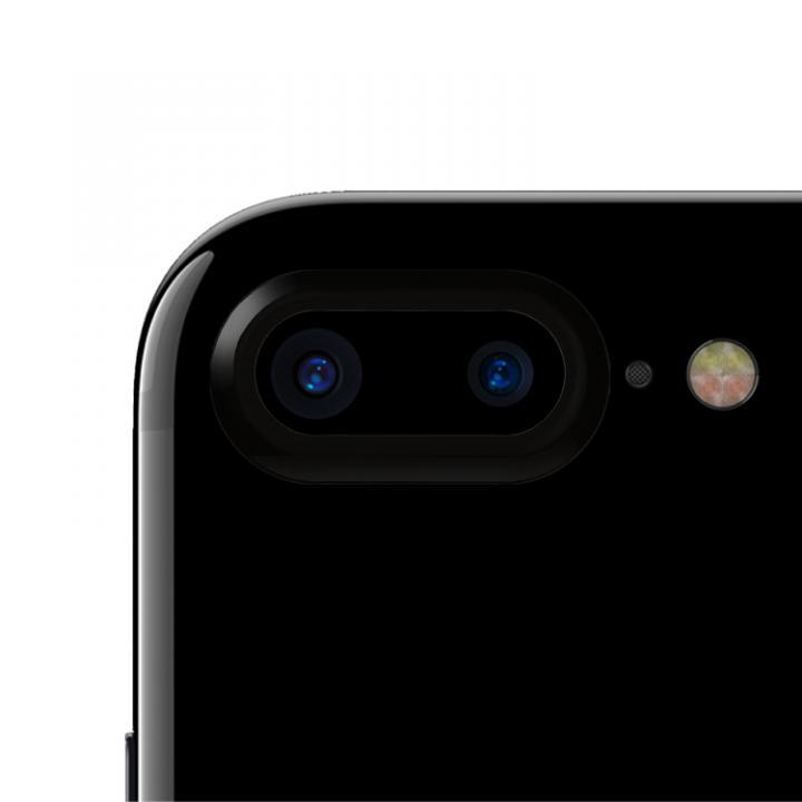 truffol カメラレンズ保護 クリーナー付き Aluminium Lens Guard ジェットブラック iPhone 7 Plus_0