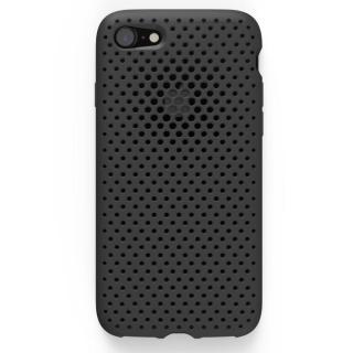 エラストマー AndMesh MESH CASE ブラック iPhone 7ケース