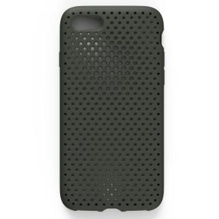 【iPhone8/7ケース】エラストマー AndMesh MESH CASE オリーブ iPhone 8/7ケース_1