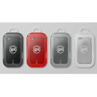【iPhone8/7ケース】エラストマー AndMesh MESH CASE ライムイエロー iPhone 8/7ケース_3