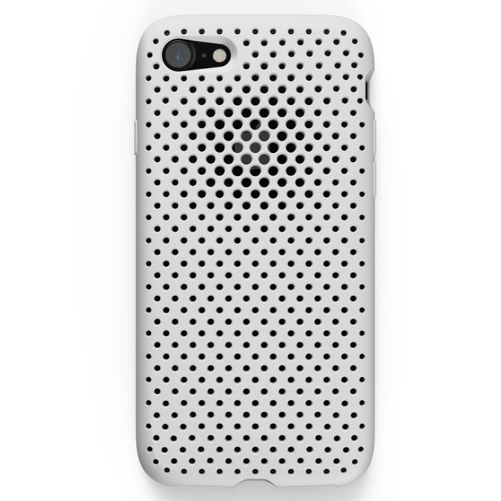 エラストマー AndMesh MESH CASE ホワイト iPhone 7
