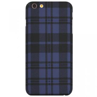 iPhone6s Plus/6 Plus ケース ZENDO Nano Skin チェックブルー iPhone 6s Plus/6 Plus