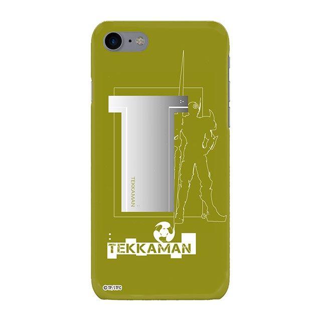 iPhone8 ケース インフィニティフォース テッカマン イニシャルデザイン  ハードケース iPhone 8_0