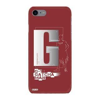 インフィニティフォース ガッチャマン イニシャルデザイン  ハードケース iPhone 8