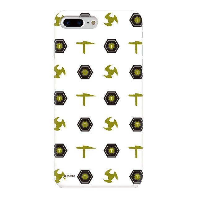 iPhone7 Plus ケース インフィニティフォース テッカマン エンブレム柄デザイン ハードケース iPhone 7 Plus_0
