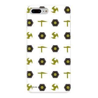 インフィニティフォース テッカマン エンブレム柄デザイン ハードケース iPhone 7 Plus