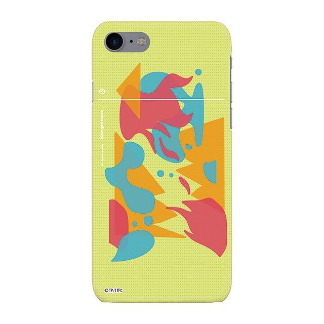 iPhone7 ケース インフィニティフォース ヒロイン・界堂笑  ケースモチーフ ハードケース iPhone 7_0